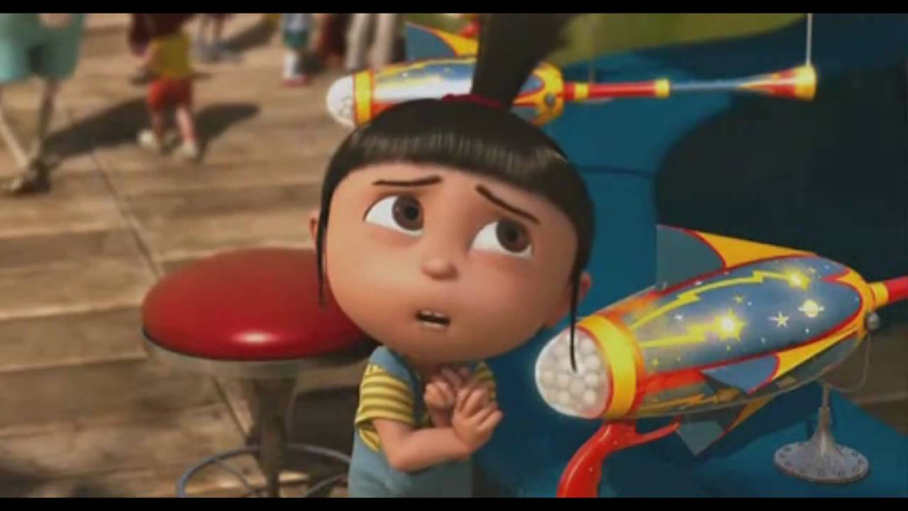 Despicable Me 2 Agnes HD desktop wallpaper : Widescreen : High ...