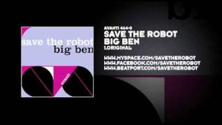 Save The Robot - Big Ben
