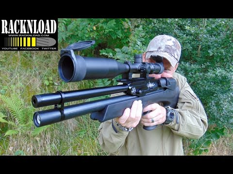 Air rifle Air Arms Galahad 4,5mm Black   Balistas com