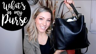 WHATS IN MY PURSE | DIAPER BAG