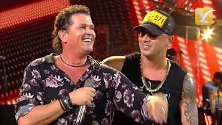 CARLOS VIVES - Nota de Amor ft.  Wisin - Festival de Viña del Mar 2018 #VIÑA #CHILE