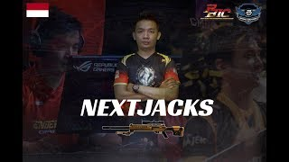 "[PBIC 2017] NEXTJACKS ""AWP GOD"" : INDONESIA VS RUSSIA (FINAL MATCH) HD"