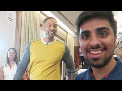 WILL SMITH in DUBAI !!!