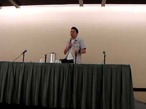 Johnny Yong Bosch talking about martial arts influences and Broken Path