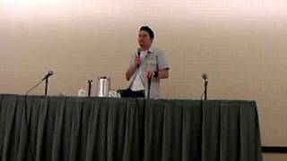 Video Johnny Yong Bosch talking about martial arts influences and Broken Path download MP3, 3GP, MP4, WEBM, AVI, FLV Oktober 2017