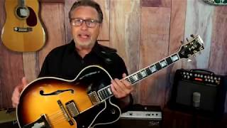 A Gibson L5 vs a Heritage Golden Eagle and a Eagle Classic