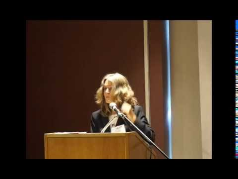 Janice Fiamengo speaks at the First National Conference on M