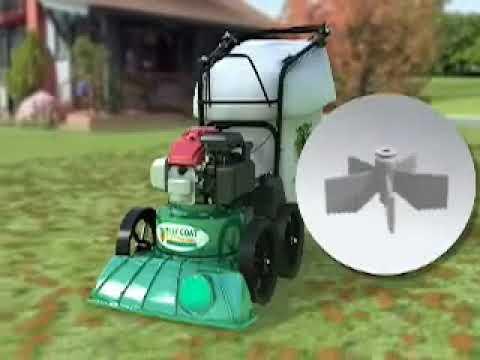 Billy Goat Kv Estate Series Lawn Vacuum