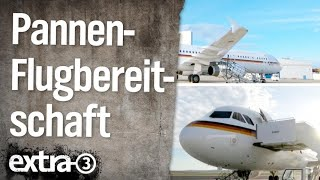 Werbung: Die Deutsche Flugbereitschaft