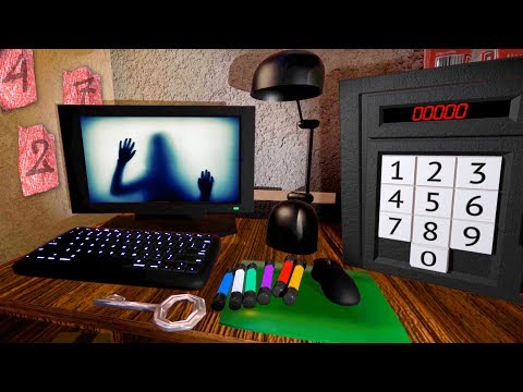 VR ROOM ESCAPE - Vacate the Room (VR)