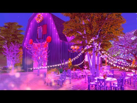 The Sims 4: Строительство | Амбар для выпускного thumbnail