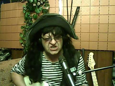 Пиратская Таверна ! Автор и исполнитель Kapitan ( Михаил Дмитриев Ю )стихи Эми Шток