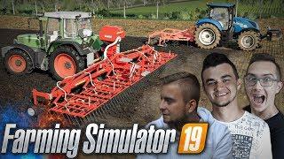 """Farming Simulator 19 """"od Zera do Farmera"""" #10  ✔ Gruberowanie, Zakup chwastownika & Siew poplonu"""