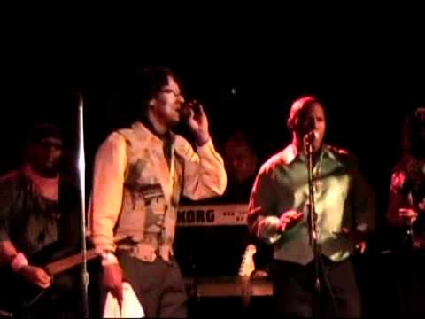 """DFunk AllStars """" Heaven must be like this  featuring Shawne Mack"""""""