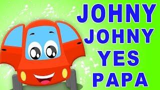 Johny Johny ja Papa | Kinderreime | Johny Johny Song | Kids Rhymes