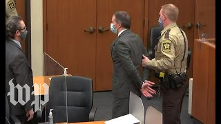 Jury finds Derek Chauvin guilty of murder in death of George Floyd - 4/20 (FULL LIVE STREAM)