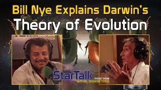 Bill Nye Explains Darwin