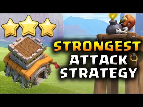Strongest TH8 Attack Strategy for 3 Stars Post Bomb Tower Update | Clash of Clans