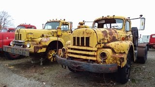 The Ultimate International Harvester Truck Collection