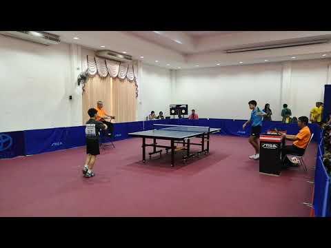 """Nine pingpong: ทีมขอนแก่น กีฬาเยาวชนแห่งชาติ ครั้งที่ 35 """"บุรีรัมย์เกมส์"""" 10-20 พ ค.ขอนแก่นvsกรุงเทพ"""