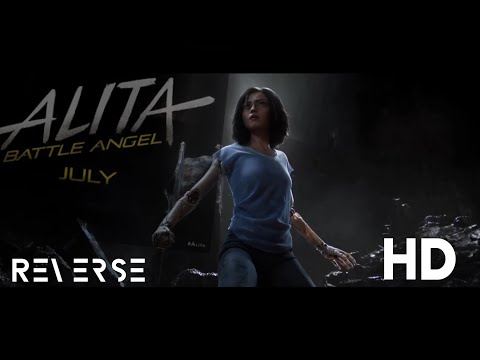 Reverse l Alita: Battle Angel | Official Trailer [HD] | 20th Century FOX FUN MADE