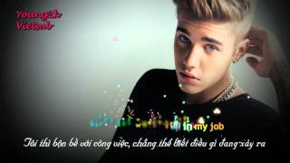 [Vietsub] Justin Bieber - Love Yourself (Lyrics on screen)