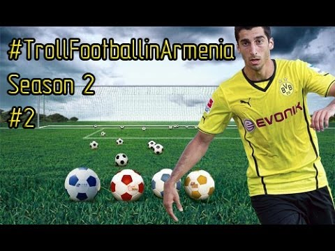 Troll Football In Armenia // Season 2 // #2 (HD)