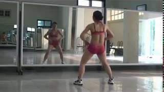Bài tập Aerobic giảm mỡ bụng 12 phút hóp mở hay nhất   tập thể dục tẩm mỹ