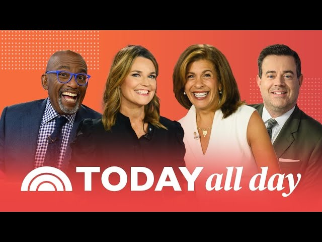 Watch: TODAY All Day - August 2