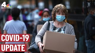 Everything That Happened Today in the Fight Against Coronavirus   NBC New York