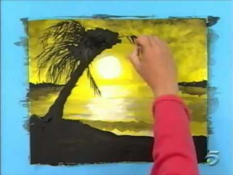 Art Attack_Témperas y acuarelas - YouTube