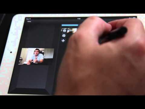 Comment Faire Le Montage D'une Vidéo De Blog Avec Un Ipad Ou Iphone