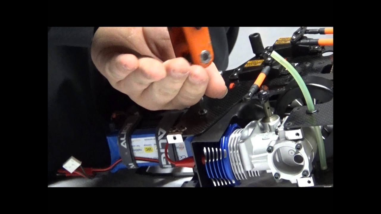 How To Install A Nitro Engine In An Align Helicopter Part1 By Blade 450 3d Rc Parts Diagram Free Image For Byholden Mathias Youtube
