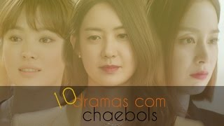 Video 10 Dramas Com Chaebols download MP3, 3GP, MP4, WEBM, AVI, FLV Maret 2018
