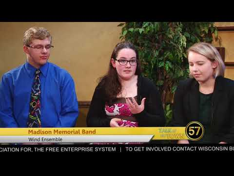 WI57 | Talk of the Town | Madison Memorial Band | 10-17-17