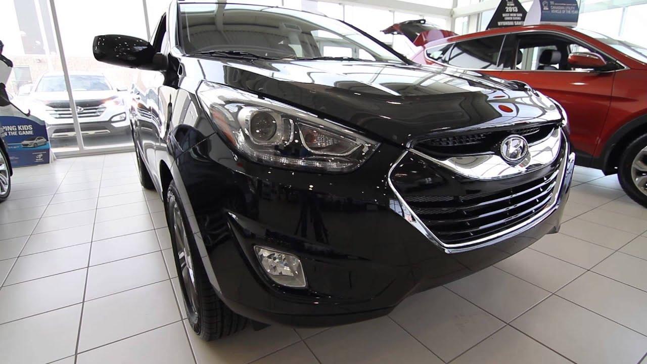 Superb 2014 Hyundai Tucson Review From GoAuto.ca   YouTube