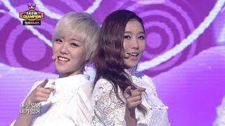 HelloVenus - Romantic Love, 헬로비너스 - 로맨틱러브, Show champion 20130130