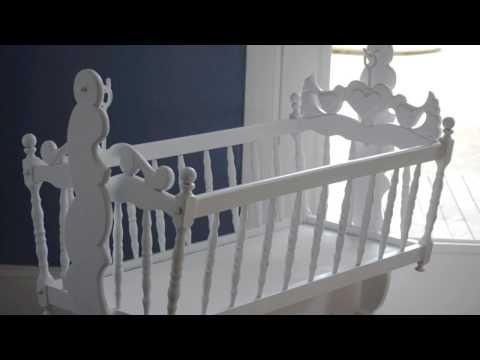 Crib Project - Jim Shore Circle of Friends