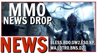 MMO News Drop: Bless Shutting Down, BDO's New Shai Class, ESO 13.5M Players and More