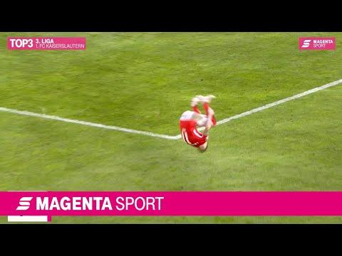 Top3 - 1. FC Kaiserslautern | 3. Liga | MAGENTA SPORT