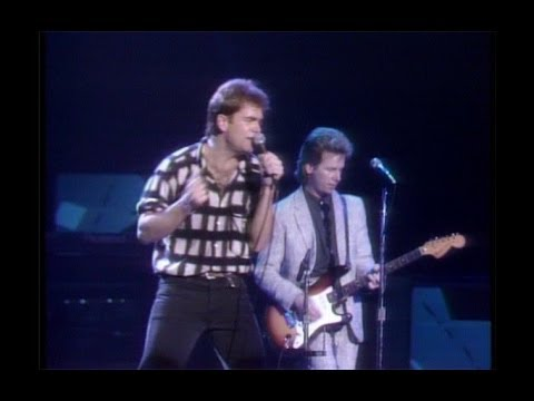 Huey Lewis & the News - The FORE! Tour (1986) mp3