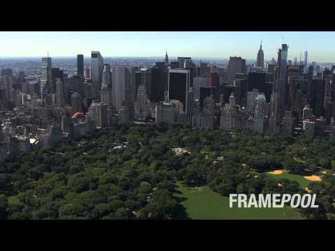 New York City - Cineflex HD aerials with One World Trade Center
