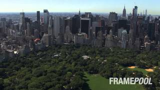 New York City - Cineflex HD aerials with One World Trade Center