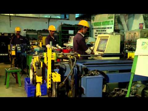 D. P. Engineering Industries Ltd Corporate Film by Dipak Studio