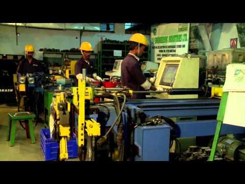 D. P. Engineering Industries Ltd Corporate Film by Dipak Studio