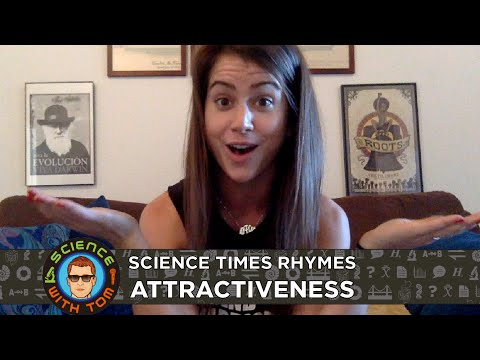 Science × Rhymes (#13) Attractiveness