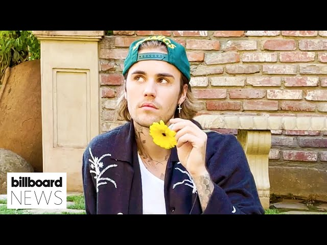 Justin Bieber Talks Life With Hailey Bieber and His New Album 'Justice' | Billboard News