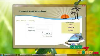 Final Year Projects   Travel & Tourism