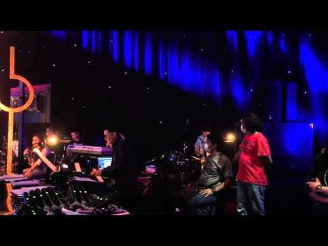 Marcel Aulia Band @SON Award MNC TV with Ashanti n Aurel