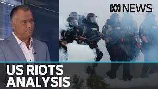 Stan Grant's analysis of the US riots – tension has been building for centuries | ABC News